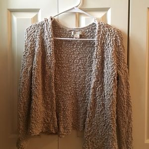 Lucky Brand Knit Cardigan
